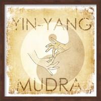 Yin-Yang Mudra Fine-Art Print