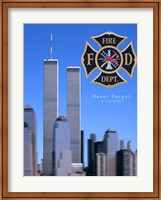 9/11 Never Forget Fine-Art Print