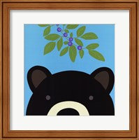 Peek-a-Boo Bear Fine-Art Print
