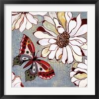Vintage Butterfly II Fine-Art Print