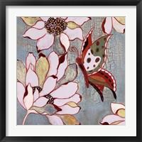 Vintage Butterfly I Fine-Art Print