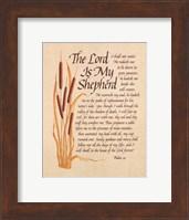 Lord Is My Shepard Fine-Art Print