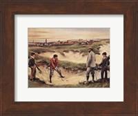 Sand Trap Fine-Art Print