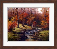 Bubbling Brook Fine-Art Print