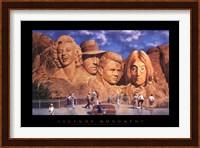 Legend's Monument Fine-Art Print