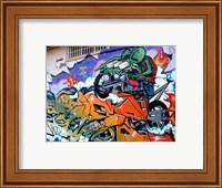 Rage and Roth Rat Fink Fine-Art Print