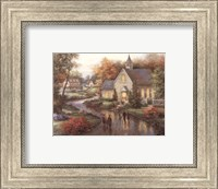Country Church Fine-Art Print