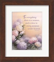 To Everything There is a Season Fine-Art Print