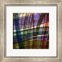 Paintstroke Tile II Fine-Art Print