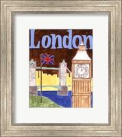 London (A) Fine-Art Print