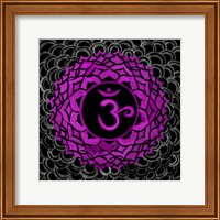 Sahasrara - Crown Chakra, Thousandfold Fine-Art Print