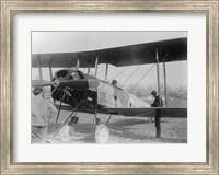 Allied Aircraft Closeup Fine-Art Print