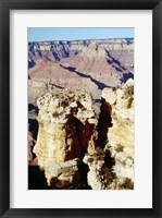 Moran Point Stacks Grand Canyon National Park Arizona USA Fine-Art Print