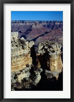 Rock Formations at Grand Canyon National Park Fine-Art Print