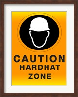 Safety Hard Hat Fine-Art Print