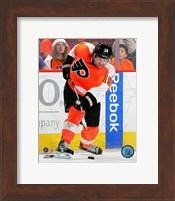 Scott Hartnell 2011-12 Action Fine-Art Print