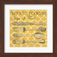 Modern Cooking Fine-Art Print