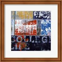 College Life - mini Fine-Art Print
