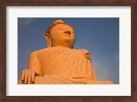 The Big Buddha of Phuket Statue Fine-Art Print