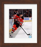 Zach Parise 2011-12 Action Fine-Art Print