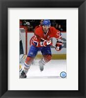 Brian Gionta 2011-12 Action Fine-Art Print