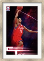 76ers - E Turner 10 Wall Poster