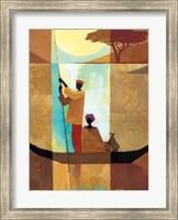 On the River II Fine-Art Print