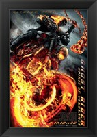 Ghost Rider: Spirit of Vengeance Wall Poster