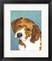Dog Portrait-Beagle Fine-Art Print