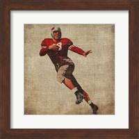 Vintage Sports IV Fine-Art Print