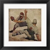 Vintage Sports VII Fine-Art Print