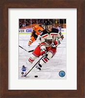 Ryan Callahan 2012 NHL Winter Classic Action Fine-Art Print
