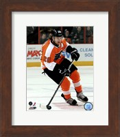 Claude Giroux 2011-12 Action Fine-Art Print