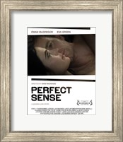 Perfect Sense couple laying Wall Poster