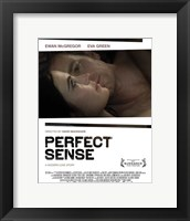 Perfect Sense couple laying Wall Poster