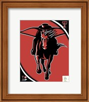 Texas Tech  University Red Raiders Team Logo Fine-Art Print