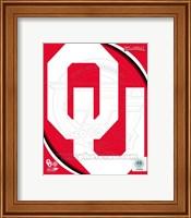 University of Oklahoma Sooners Team Logo Fine-Art Print