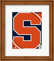 Syracuse University Orangemen Team Logo Fine-Art Print
