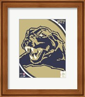 University of Pittsburgh Panthers Team Logo Fine-Art Print