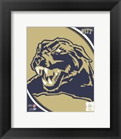 University of Pittsburgh Panthers Team Logo Fine-Art Print