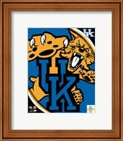 University of Kentucky Wildcats Team Logo Fine-Art Print