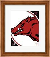 University of Arkansas Razorbacks Team Logo Fine-Art Print