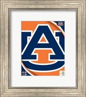 Auburn University Tigers Team Logo Fine-Art Print