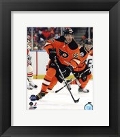 Jaromir Jagr 2012 NHL Winter Classic Action Fine-Art Print