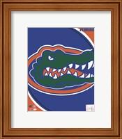 University of Florida Gators Team Logo Fine-Art Print