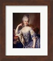 Portrait of Marie Antoinette Fine-Art Print