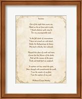 Invictus Poem Fine-Art Print