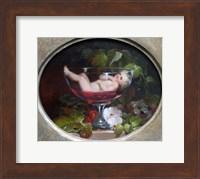 Cupid in a Wine Glass Fine-Art Print