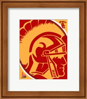 University of Southern California Trojans Team Logo Fine-Art Print