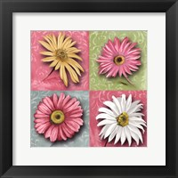Blooming Collection I Fine-Art Print